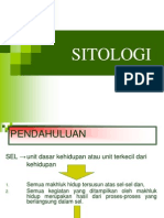 Sitohistoteknologi