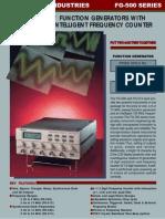 Motech_FG513_DataSheet