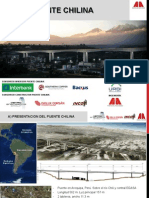 Presentacion Chilina Prensa