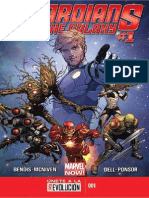 [Marvel] Guardians of the Galaxy Vol.3 - #01