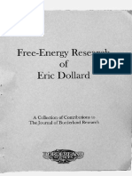 Free-Energy Research of Eric Dollard - Notes (1986-1991)