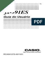 Manual Calculadora Casio 991 Es Plus