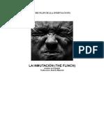 The Flinch (La Inmutación) - Julien Smith