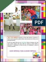 Ani y Sus Amigos - Pagina Web