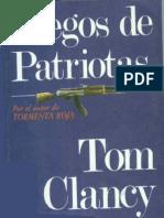 Clancy, Tom - Juegos de Patriotas