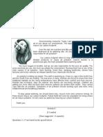 Mid Year Exam Form 2 2014