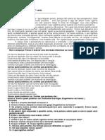 FICHA 7 - 6° ano Filosofia  Decisão2011