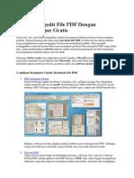 PDF Dapat Di Edit