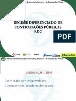Oficina 25 - RDC - Legislacao