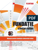 Plan Fundatie Cantar