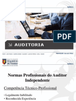 Conceito de Auditor Independente
