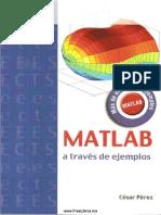 Matlab a Traves de Ejemplos
