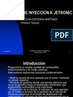 2- SISTEMA DE INYECCION K-JETRONIC.ppt