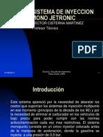 5- SISTEMA DE INYECCION MONOPUNTO.ppt