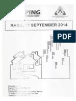 Kliping Berita Perumahan Rakyat, 17 September 2014