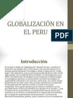 Globalizacion Enel Peru