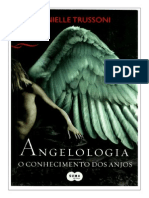 Danielle Trussoni - Angelologia # O Conhecimento Dos Anjos