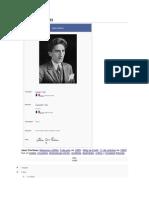 Biografìa Jean Cocteau