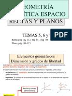 02 Geometria Analitica en El Espacio - Recta y Plano_1