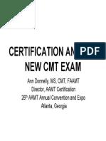 CMT Handout