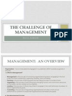 1. Ch 1_the Challenge of Management