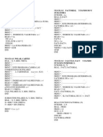 PROGRAMas Fortran