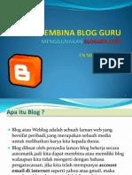 Cara Bina Blog Asas-phpapp01