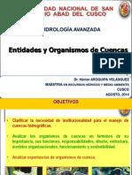 Capitulo 9.1 Organismos de Cuencas