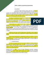 Mario de Michelli-resumen Capítulo 4