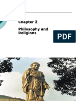 Chapter 2 Philosophy and Religions