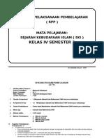 RPP SKI KELAS 4