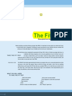 P90X - Fitness Test