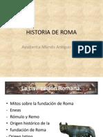 Ayudantia III. Roma