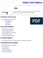 Manual de Java Basico