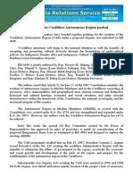 sept22.2014 b.docCreation of the Cordillera Autonomous Region pushed