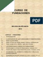 Fundaciones Valdes Uv 2013