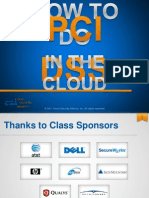 Csa Pci Cloud
