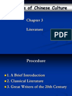Chapter 3 Literature
