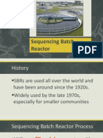 Sequence Batch reactor