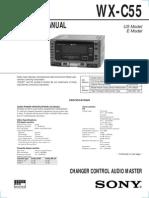 Sony WX-C55
