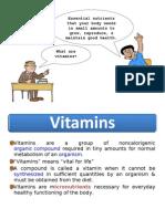 Vitamins (UAP)