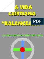 Balanceo en La Vida Cristiana