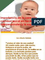 Clase 1 - Salud Bucal Relaciones Interpersonales - 2014