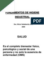 Fundamentos de Higiene Industrial