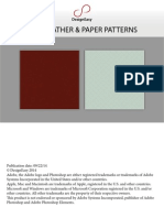Free Leather and Paper Patterns