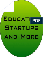 Learneroo Book on Education Startups and More