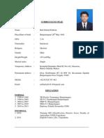 CV Rafi HafiedF