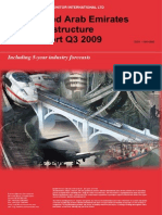 United Arab Emirates Infrastructure Report Q3 2009