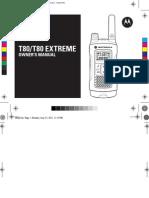 Tlkr t80 Extreme User Guide