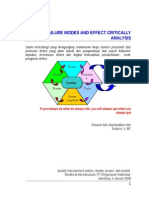 Failure Modes and Effect Critically Analysis-1
